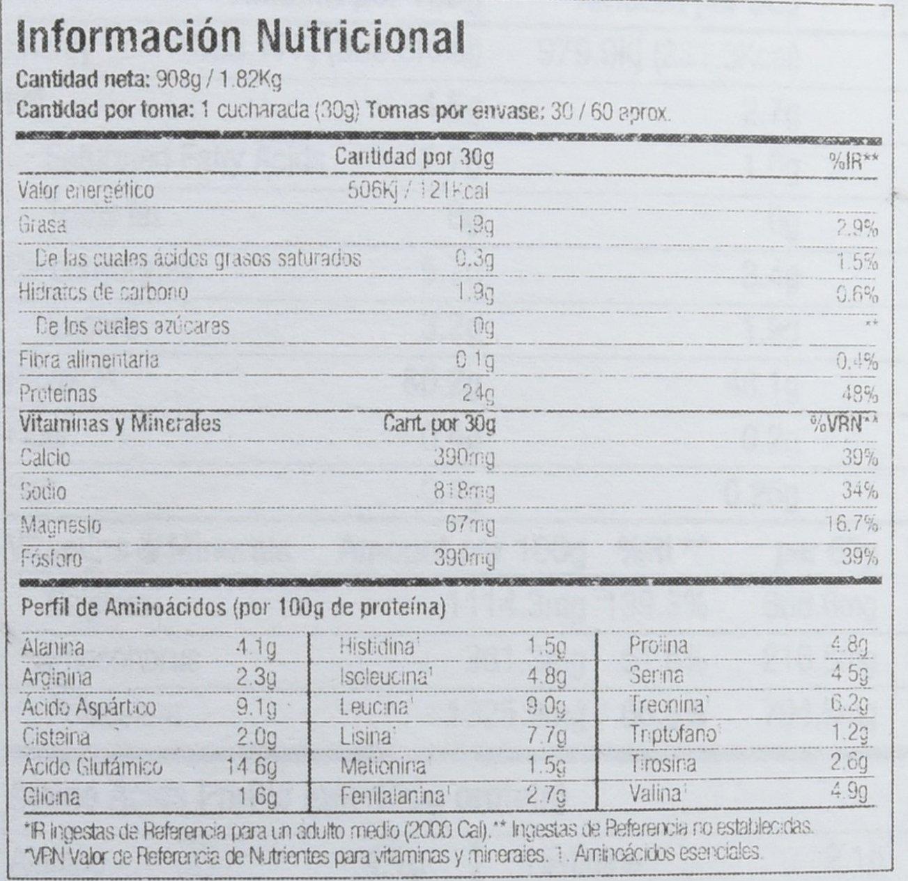 Starlabs nutrition hd8, 100% proteína hidrolizada - 1800g ...