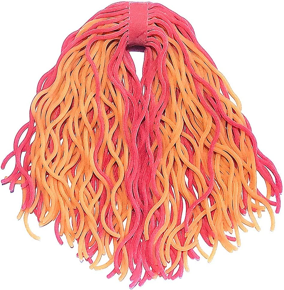 11''Stretchy Spaghetti Ball,Fidget String Noodles Sensory Toy,Fiddle Autism Stress Toy,Pasta Autism,ADD,ADHD Classroom Tools,Early Childhood Education Toys (SN-6)