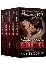 High Stakes Seduction - Books 1-5 Bundle - Angela: The Complete Mini-Series (The Tilson Sisters Mini-Series Bundles Book 1) Kindle Edition