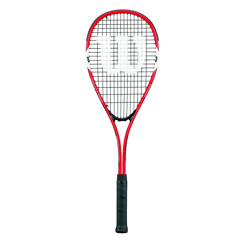 Impact Pro 300 Unisex Wilson Squash-Schl/äger Grifflastige Balance