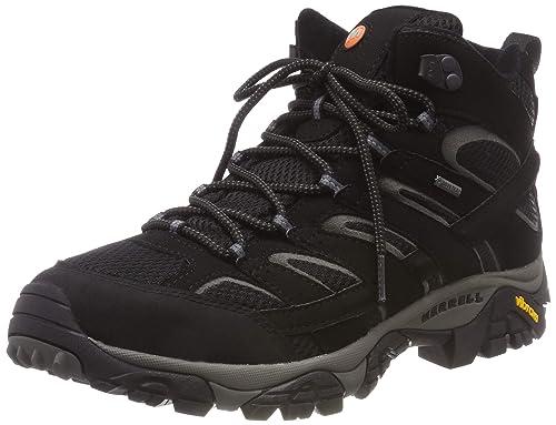 4f78c5a2ecc Merrell Women's Moab 2 Mid GTX High Rise Hiking Boots