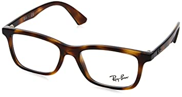 ray ban junior brille rot
