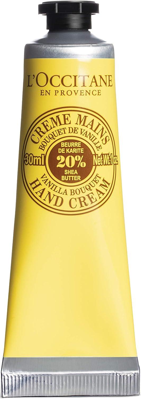 L'Occitane Shea Butter Zesty Lime Hand Cream, 30 ml: Amazon