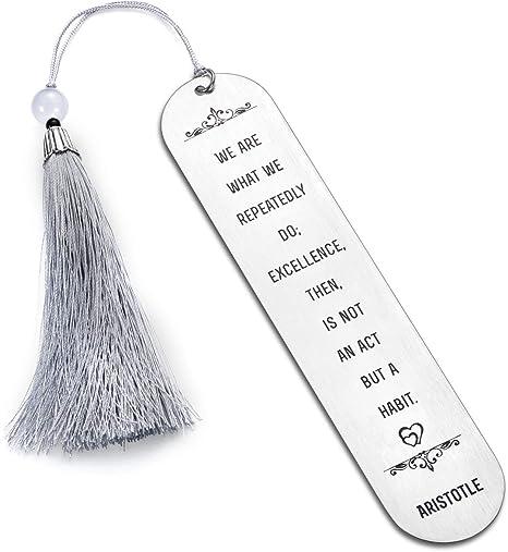 Inspirational Quote Bookmark