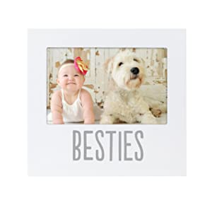 Pearhead My First Year Photo Moments Baby Keepsake Frame, Holiday Gift for Mom to Be or Expecting Parents