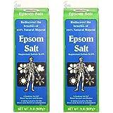 Epsom Salt 2 Lb (Pack of 2)