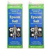 Epsom Salt 2 Lb