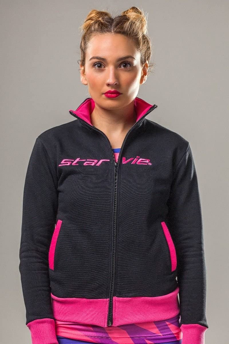 Chaqueta Mujer Padel StarVie Power (S, Pink): Amazon.es: Deportes ...