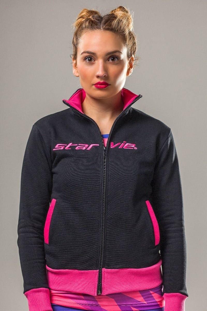 Chaqueta Mujer Padel StarVie Power (S, Pink): Amazon.es: Deportes ...