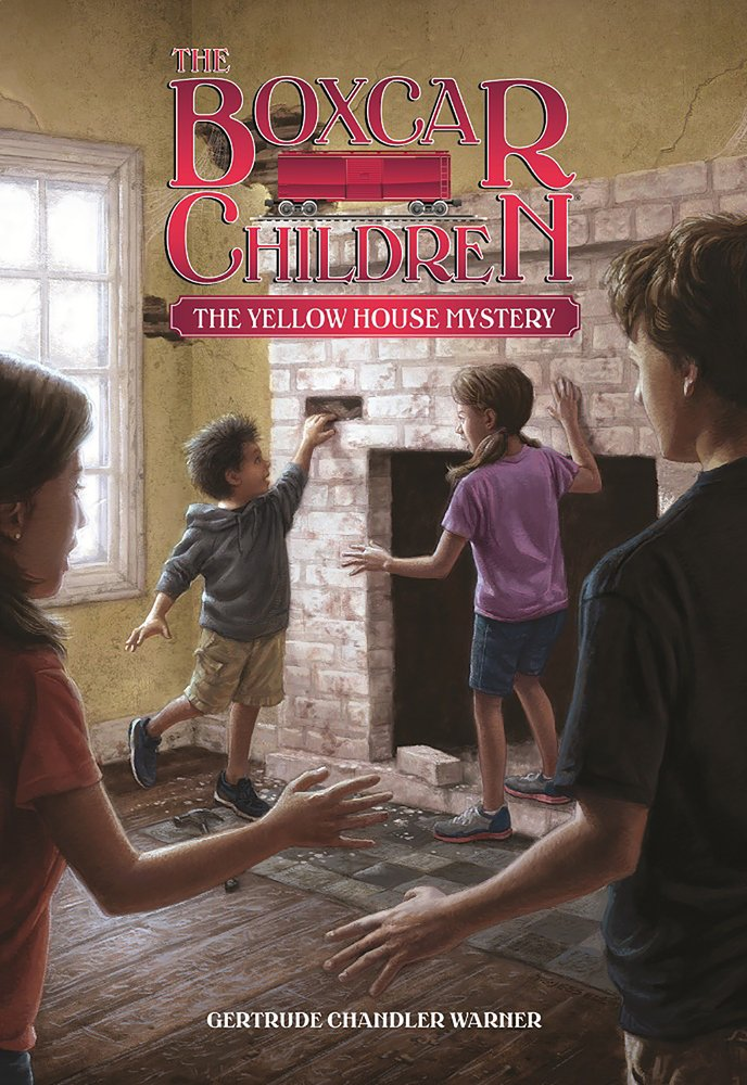 Yellow Mystery Boxcar Children Mysteries product image