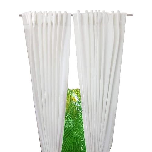 Linen Curtains Amazon Com