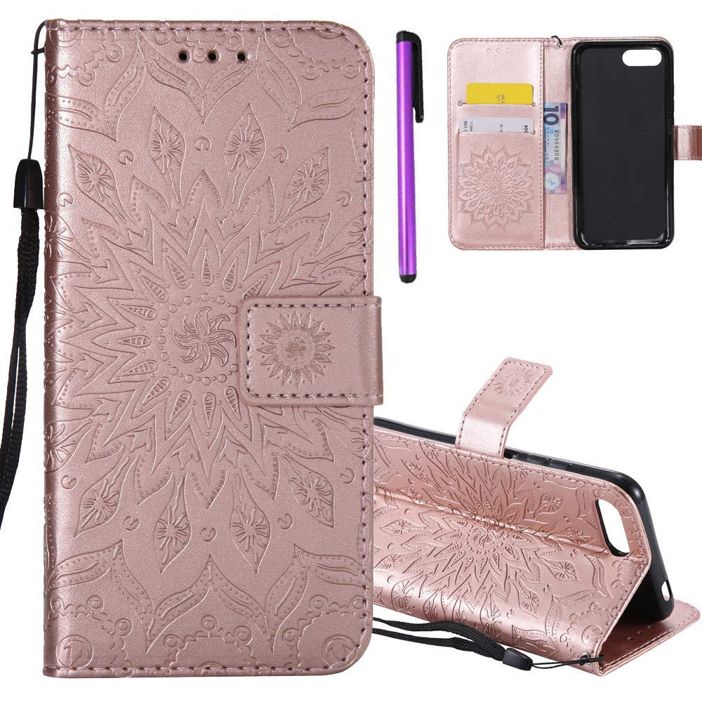 lowest price 50712 01a94 Amazon.com: ISADENSER Huawei Honor V10 Case Huawei Honor V10 Flip ...