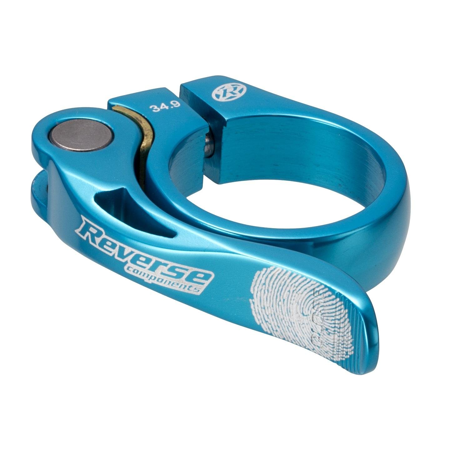 BOX One Quick Release Seat Clamp 31.8 mm Blue