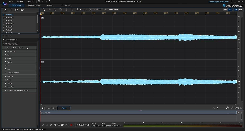 CyberLink PowerDirector 13 Ultimate Suite: Amazon.de: Software