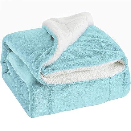 Bedsure Sherpa Blanket Throw Blankets Bed Blankets Soft Cozy And Unique Bedsure Sherpa Blanket Throw Blankets