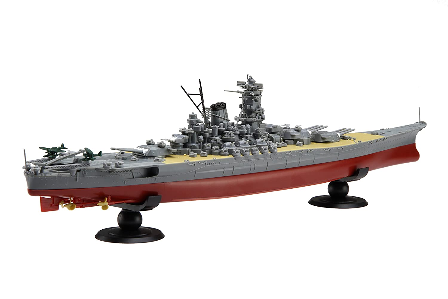 Fujimi Model 1/700 Ship Next Series No 01 Japanese Navy Battleship Yamato