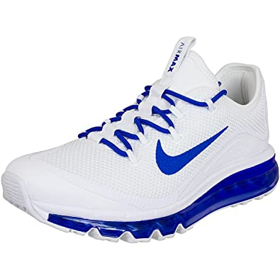 Nike Air Max More Sneaker Trainer (45, whiteroyal): Amazon
