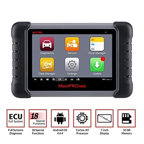 Bi Directional Scan Tool >> Autel Maxipro Mp808 Obd2 Diagnostic Scanner More Advanced Scan Tool With Bi Directional Control Ability And Key Programming Upgraded Version Of Ds808