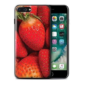 coque iphone 7 plus fraise