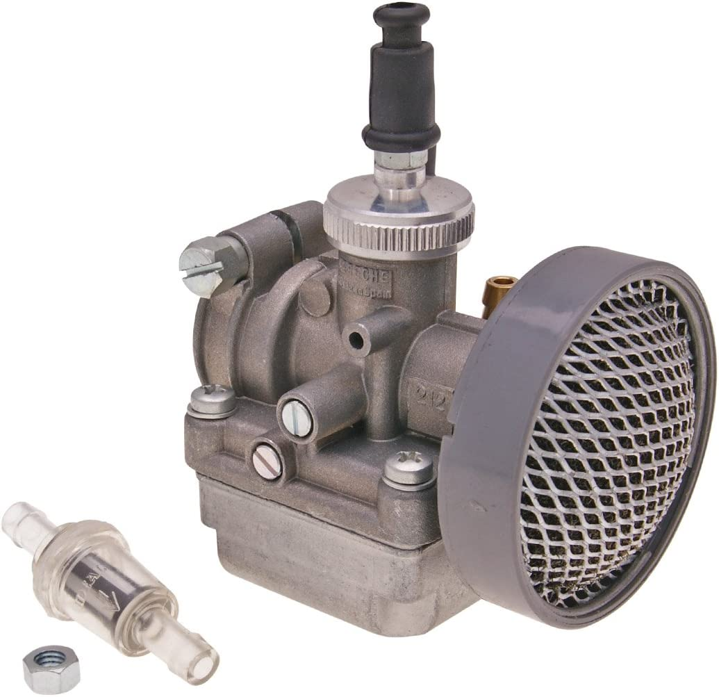 Carburador Arreche 12/mm para GAC mobylette