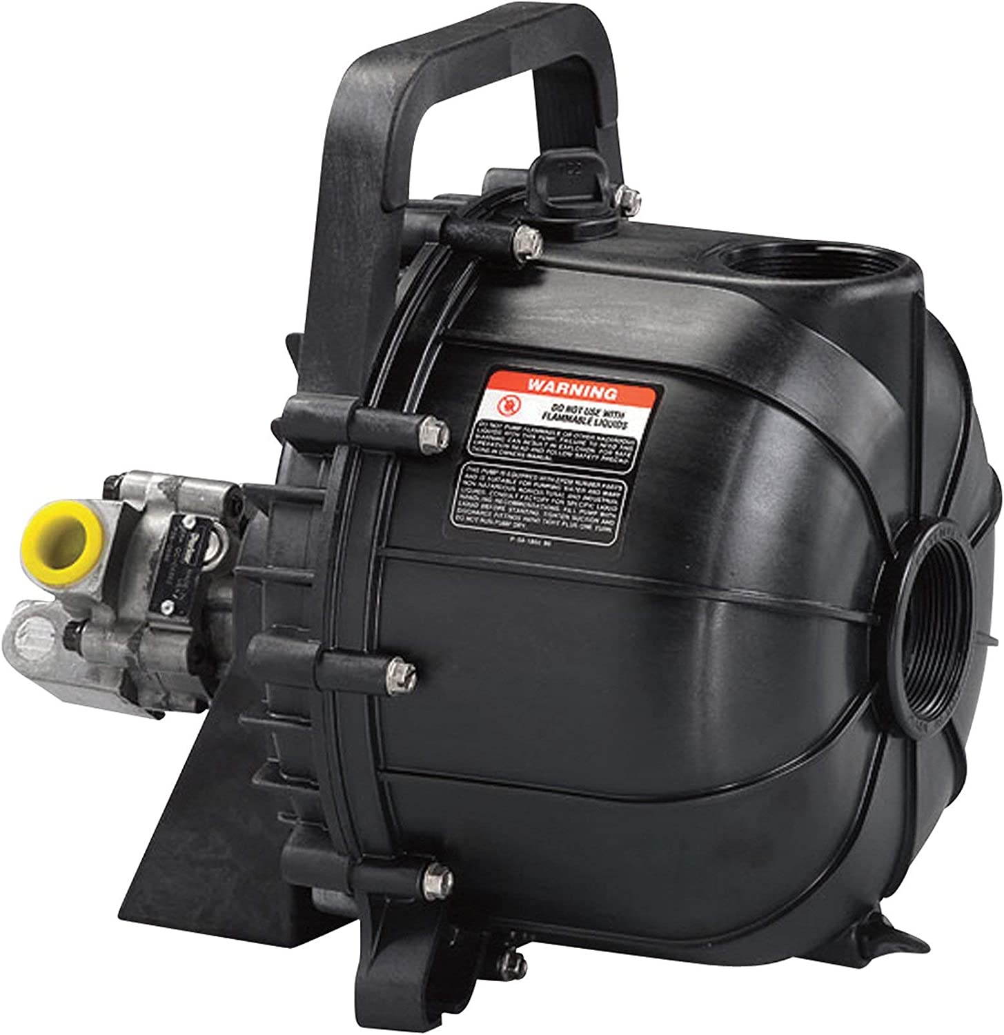 Pacer Self-Priming Centrifugal Water Pump - 14,400 GPH, 5 HP, 2in. Model Number SE2JL HYC