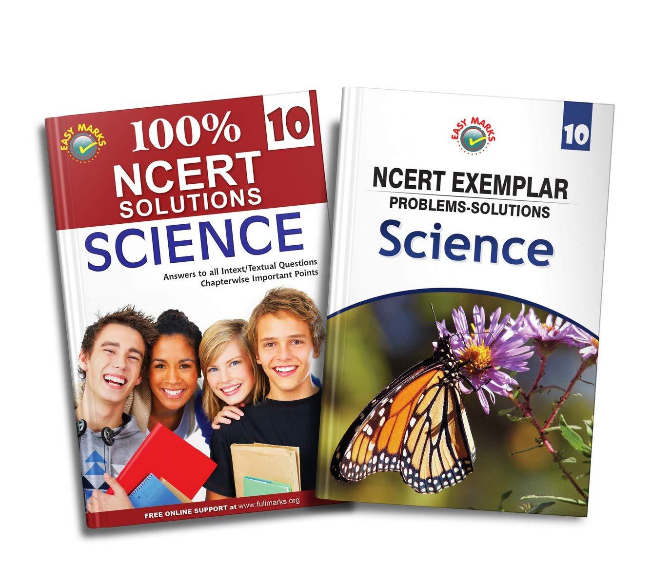 EASY Marks NCERT Solution & NCERT Exemplar Problems - Solutions