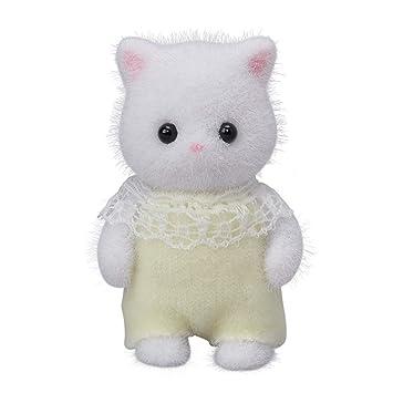 シルバニアファミリー 人形 ペルシャネコの赤ちゃん ニ,107