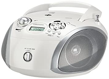 Grundig GDP6391 RCD 1445 Radio (CD-Player, MP3, WMA): Amazon.de ...