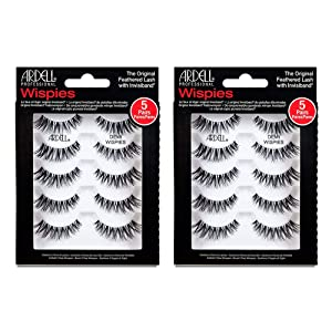 Ardell Multipack Demi Wispies False Lashes 5 Pairs x 2 pack