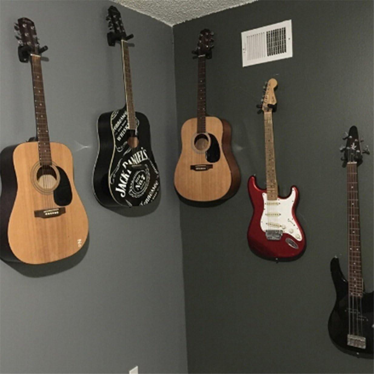 lalang Guitarra soporte soporte para guitarra pared guitarra ...