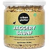Urban Platter Jaggery Saunf, 250g (Gur Saunf / Fennel, Delicious Post-Meal Digestive, Vegan)