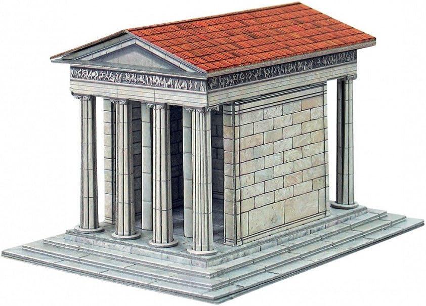 CLEVER PAPER- Puzzles 3D Templo de Atenea Niké, Grecia (14338)