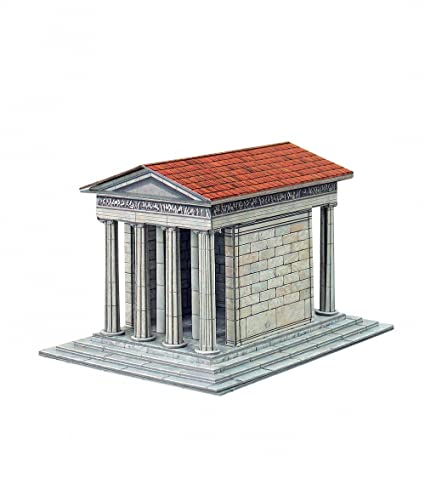 Of Temple D'athéna Nikè Puzzle The Collection Keranova 3d 7yY6Ibfgv