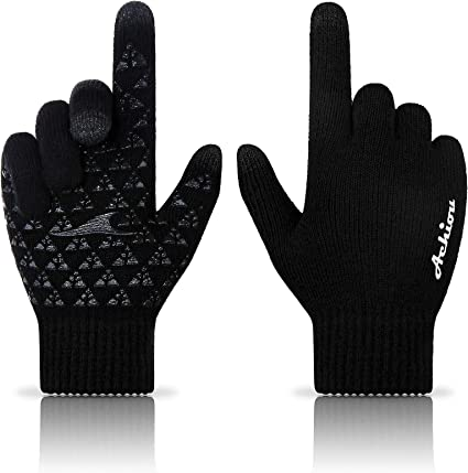 Beechfield Touchscreen Smart Gloves Winter Phone Warm Unisex Compatible Tablet