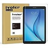 iVoler Pellicola Vetro Temperato Samsung Galaxy Tab E/Tab E Nook 9.6 Pollici (SM-T560), Pellicola Protettiva, Protezione per Schermo
