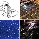 Dewel 16W RGBW LED Fiber Optic Light Star Ceiling