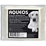 Aqueos Canine Anti-Microbial Disinfectant Wipes