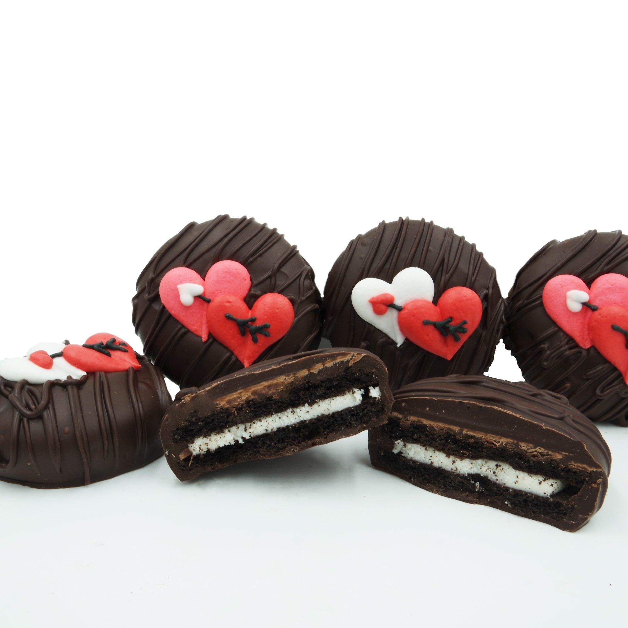 Amazon Com Philadelphia Candies Milk Chocolate Covered Oreo Cookies