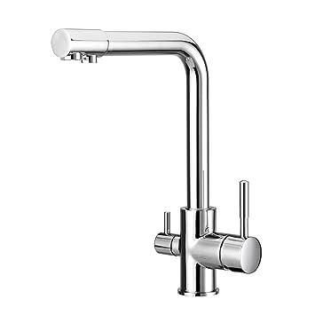 Kaen Typ 3707 3 Wege Wasser Filter Kuchenarmatur Mit Wasserhahn