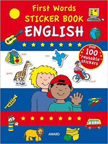 Descargar U Torrents First Words Sticker Book: English Archivo PDF A PDF