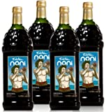 Original Noni Juice - 1 Full Case of 4 32oz Glass Bottles