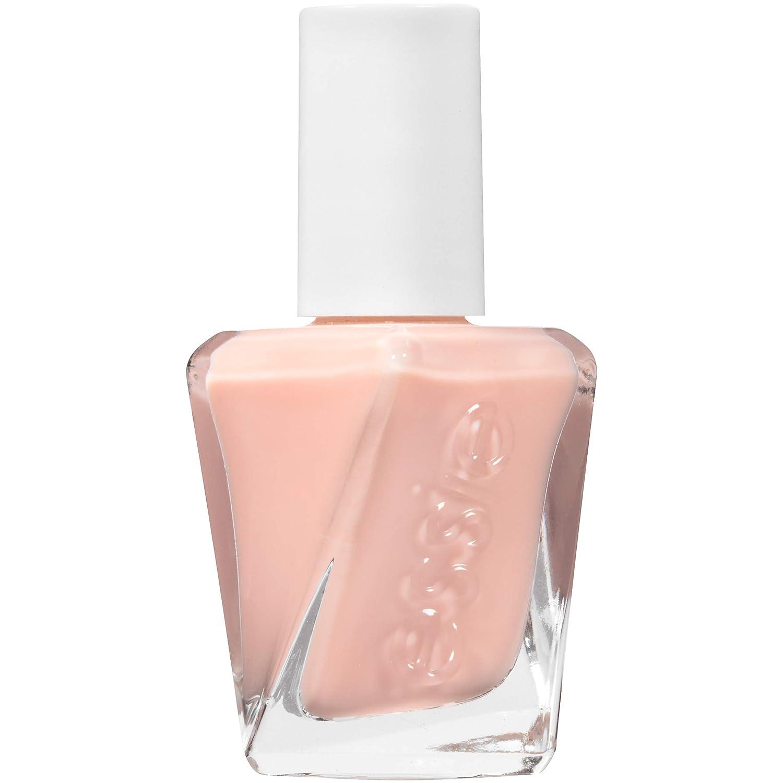 essie Gel Couture 2-Step Longwear Nail Polish, Fairy Tailor, Sheer Nude  Pink Nail Polish, 0 46 fl  oz