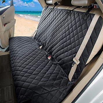 GELOO Bench Car Seat Cover Protector Waterproof Heavy Duty Nonslip Pet