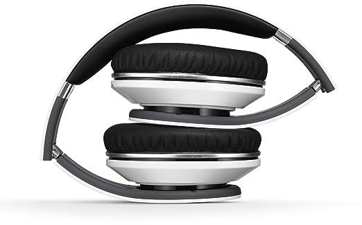 Beats by Dr. Dre Studio Auriculares de Diadema - Blanco: Amazon.es: Electrónica