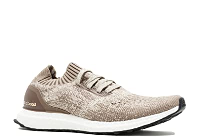 858b455d ... real adidas ultraboost uncaged shoe mens running 8 clear brown 3649e  f232a