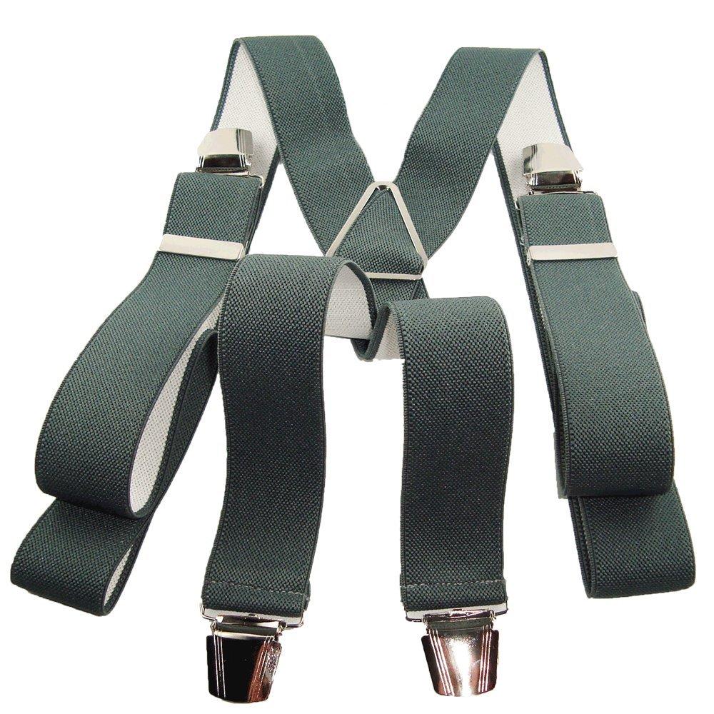 Bretelles anthracite 120 cm  Amazon.fr  Vêtements et accessoires 809a81b066e