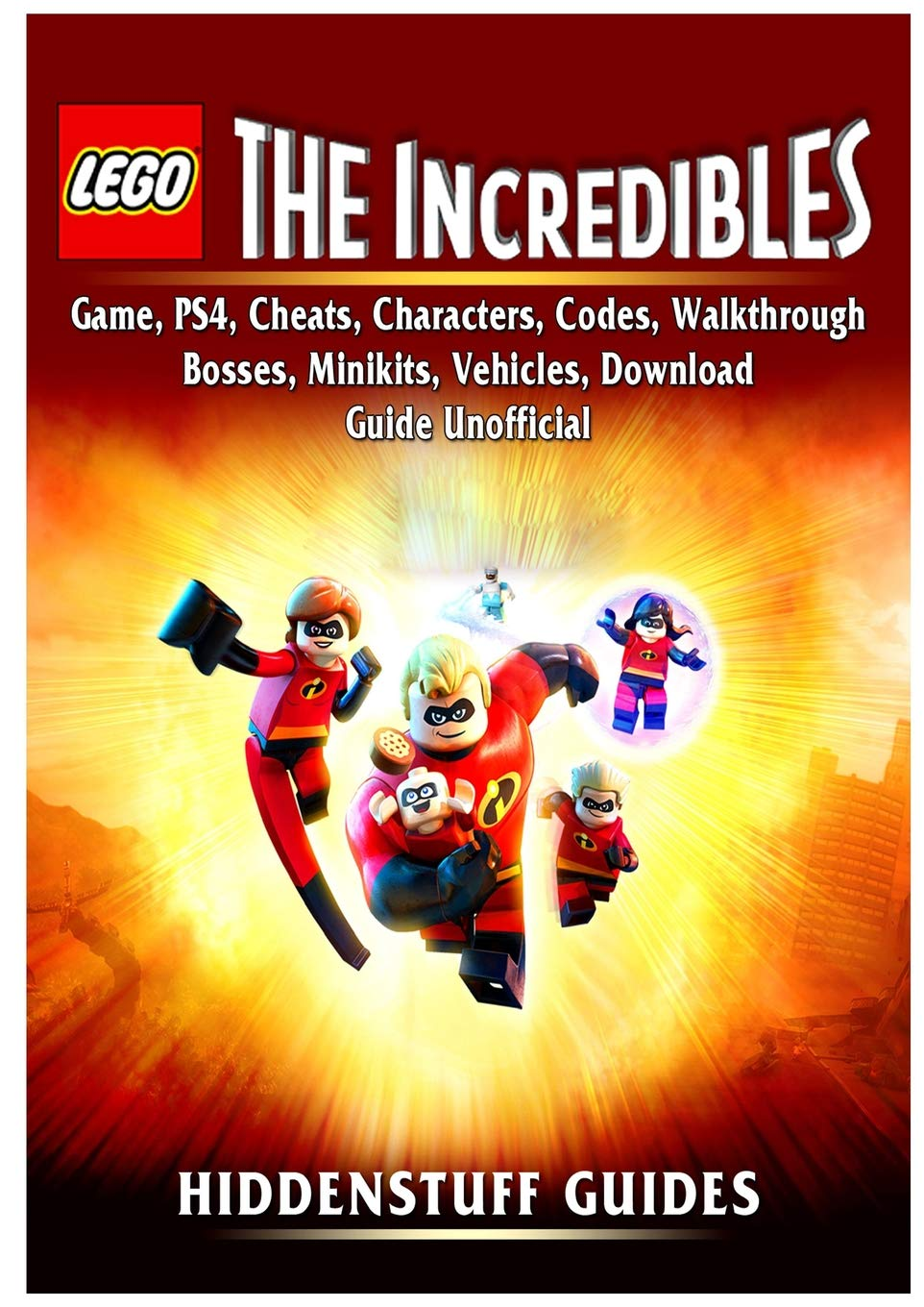 Lego The Incredibles Game, PS4, Cheats, Characters, Codes
