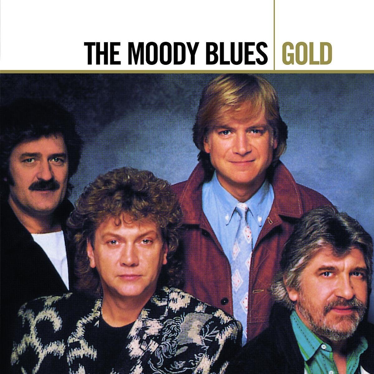 Moody Blues - Gold by Polydor / Umgd