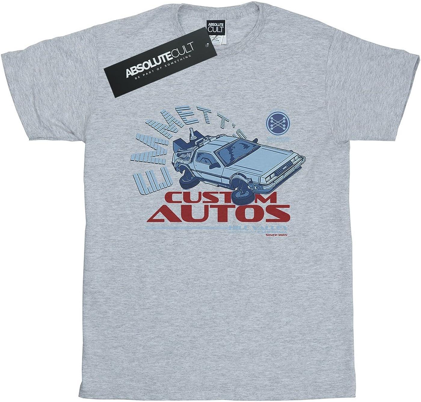 Alex Chenery Boys Emmetts Customs T-Shirt