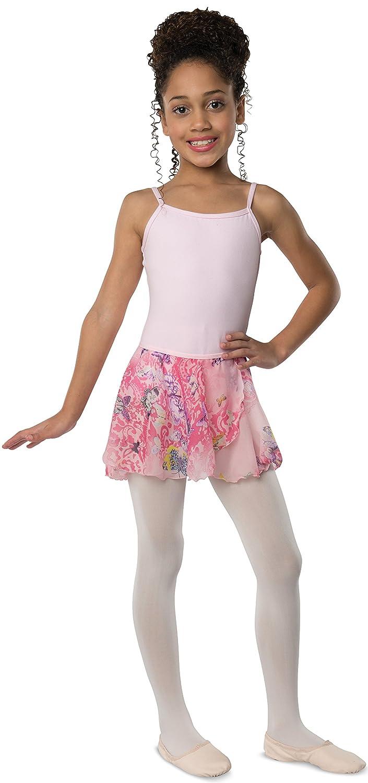 Children's Butterfly Print Dance Skirt Danshuz